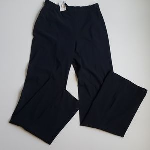 Peter O. Mahler Size 6 Black Pants